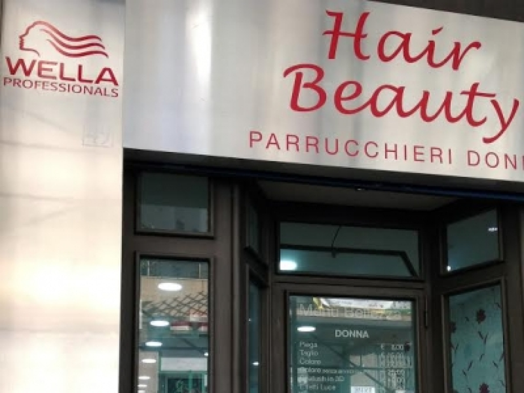 Hair Beauty - Parrucchieri Estetica 0