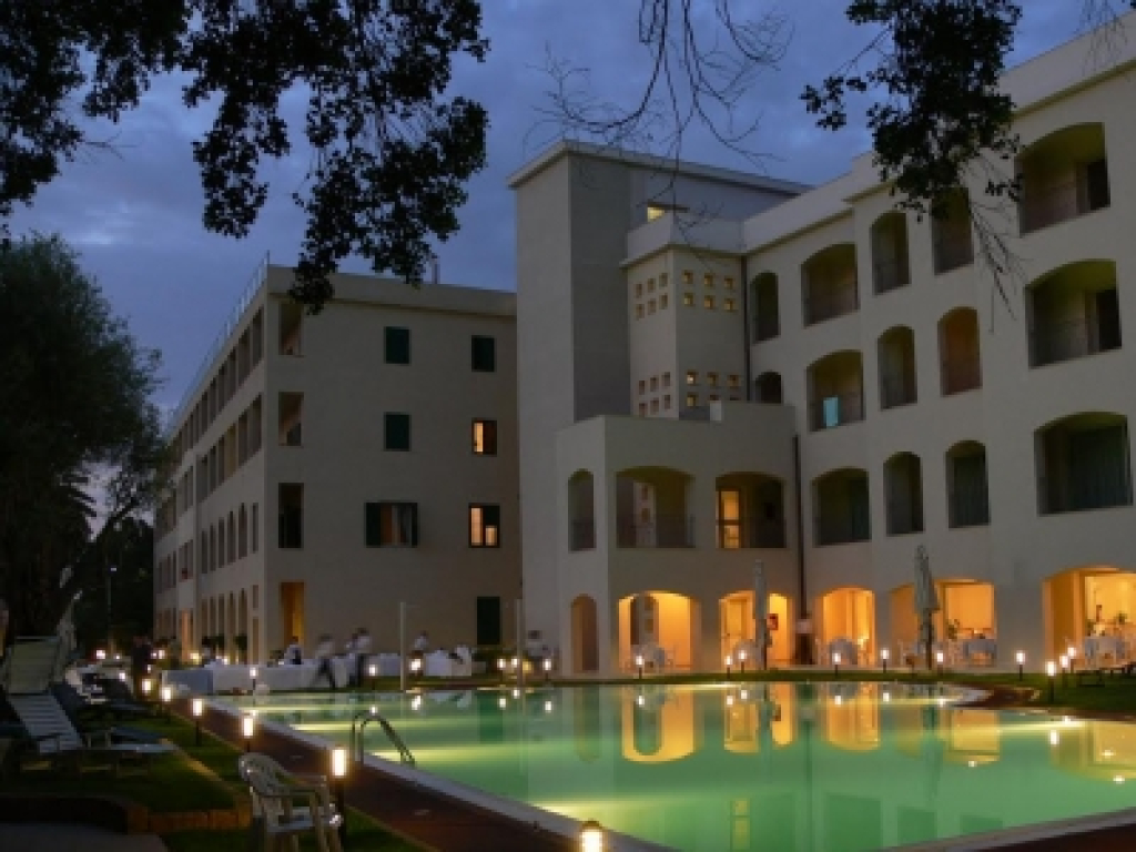 Parco Augusto Grand Hotel 9