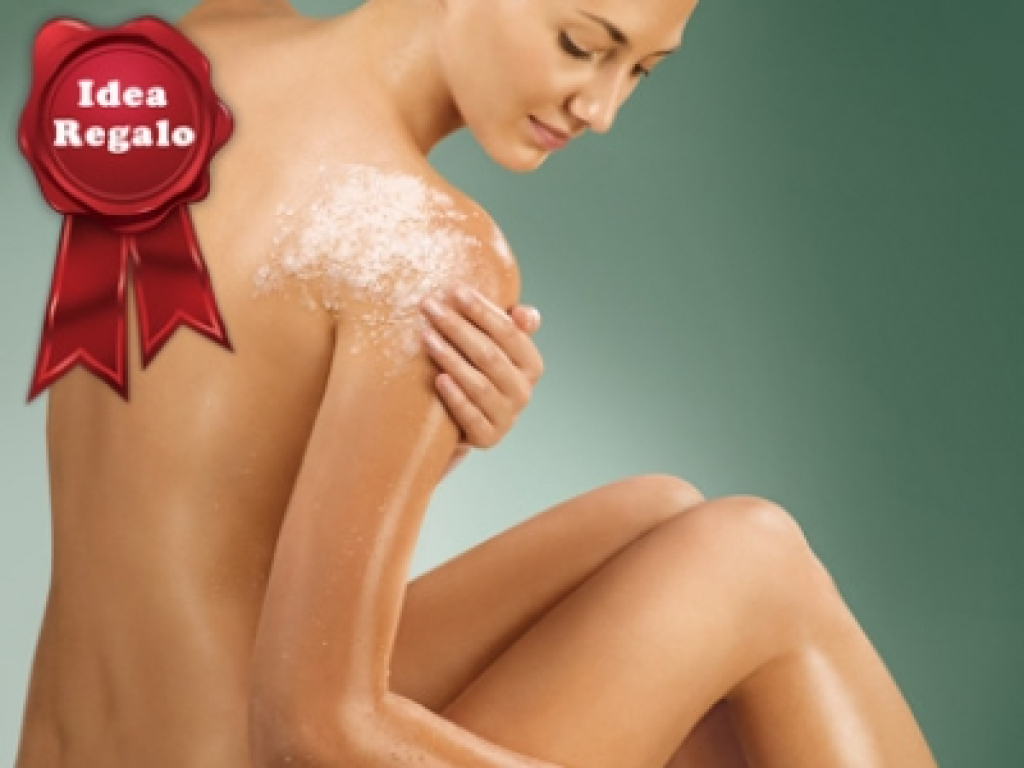New Dea: 1 Seduta di Peeling/Scrub Total Body